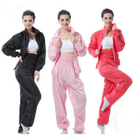 Women Aerobics Clothing Weight Loss Suit Slimming Pants Sauna Service Sauna Suit Women Sauna Pants Pant Sportwear MLXL2XL3XL