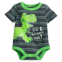 Rex Disney Cuddly Bodysuit for Baby