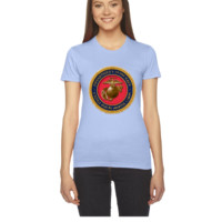 UNITED STATES MARINE CORP DEPARTMENT OF THE NAVY - Women's Tee