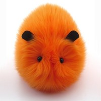 Little Pumpkin Guinea Pig Stuffed Toy Plushie Stuffed Animal Momma Size