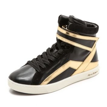 Pierre Balmain High Top Sneakers