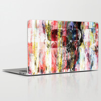 Lenny Hostile Laptop & iPad Skin by HappyMelvin
