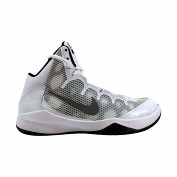 Nike Zoom Without A Doubt White/Reflect Silver-Black-Cool Grey 749432-100