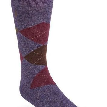 Men's Polo Ralph Lauren Argyle Socks