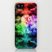Inner Battle ~ Analog Zine iPhone Case by Caleb Troy | Society6