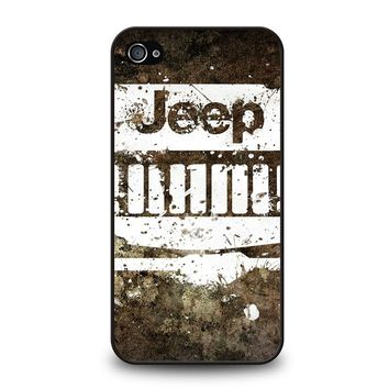 JEEP ART iPhone 4 / 4S Case