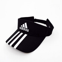Perfect Adidas Women Men Embroidery Sports Sun Hat Hip Hop Baseball Cap Hat