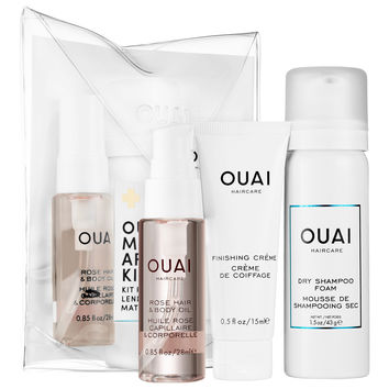 Sephora: Ouai : Morning After Kit : hair-care-sets