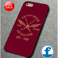 harry potter gryffindor quidditch team captain for iphone, ipod, samsung galaxy, HTC and Nexus Case