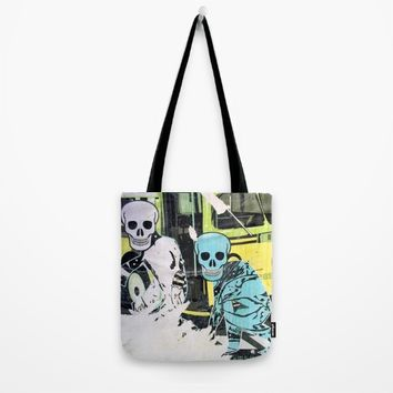 Layers 14 Tote Bag by EXIST NYC