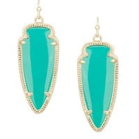 Sky Earrings in Teal - Kendra Scott Jewelry