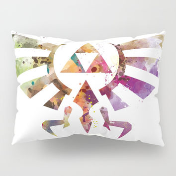 Zelda Pillow Sham by monnprint