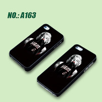 Phone Cases, Phone 4 Case, iPhone 5s Case, iPhone 5 Case, iPhone 5c Case, iPhone 4s Case, Marilyn Monroe Miami Heat, Case for iphone - A163