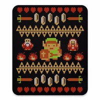 Classic Legend of Zelda Mousepad