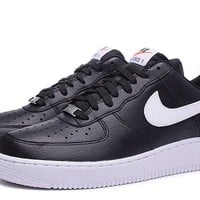 qiyif Nike Air Force 1 Low Black/White