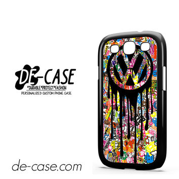 VW Volkswagen Bomb Sticker For Samsung Galaxy S3 Case Phone Case Gift Present