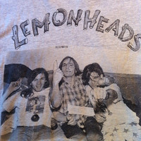 "Vintage Lemonheads ""Look after yourself"" t-shirt 90s"