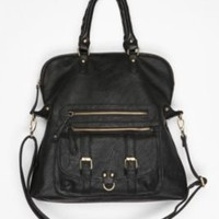 Front Pouch Pocket Tote Bag