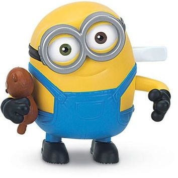 Minions Wind Action Bopping Along Bob - Walmart.com
