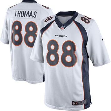 Demaryius Thomas Denver Broncos Nike Limited Jersey - White