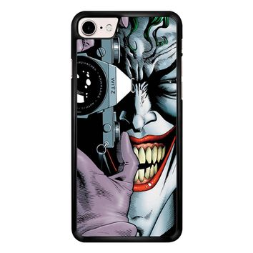 Joker Harley Quinn Batman Avengers iPhone 7 Case