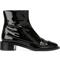 Rochas Ankle Boots - Voga - Farfetch.com
