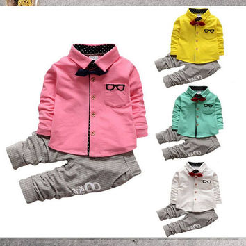 Baby Boys Street Wear Stylish Dressy Set