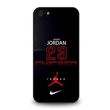 MICHAEL JORDAN 23 CHICAGO iPhone 5 / 5S / SE Case