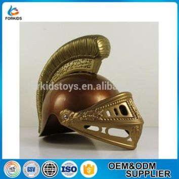 HOT SELLING OEM KIDS PLASTIC ROMAN WARRIORS HELMET