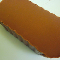 3 Lb Almond Chocolate Soap Loaf - Handmade Soap Loaf - Wholesale Soap Loaf