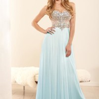 Terani P3164 at Prom Dress Shop