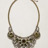 Hanging Gardens Necklace by Baublebar x Anthropologie Green One Size Necklaces