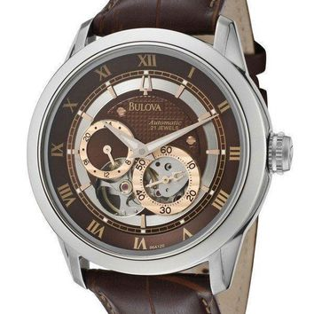 Bulova Automatic BVA Series Dual Aperture Dial 96A120 Men's Watch