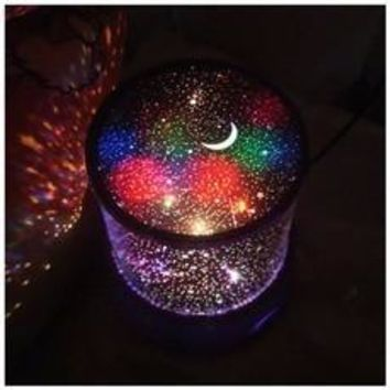 Romantic Kids Gift Sky Star LED Starry Night light Cosmos Master Projector Lamp AP [8361481991]