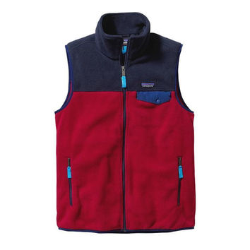 Patagonia M Lightweight Synch Snap-T Vest