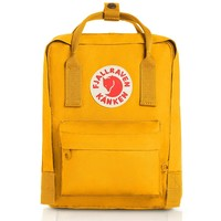 Yellow Fjallraven Kanken Durable Backpack Outdoor School Travel Bag