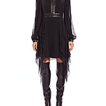 BCBGMAXAZRIA - BCBG Runway Isidora Dress - Saks Fifth Avenue Mobile