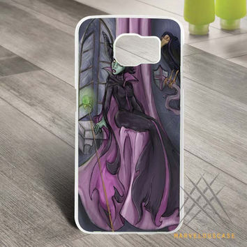 Disney Maleficent Poster Custom case for Samsung Galaxy