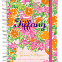 """PREORDER: Lilly Pulitzer Large Agenda """"Peelin Out"""" 2014/2014"""