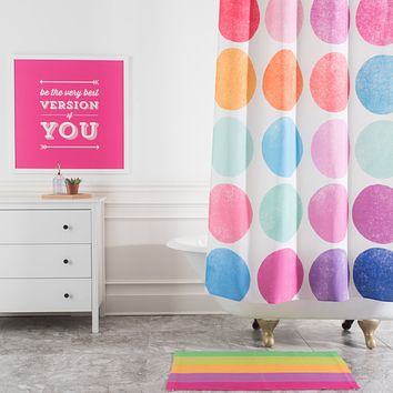 Garima Dhawan Colorplay 8 Shower Curtain