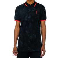 Leisure Polo Shirt Black
