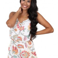 Forever Starts Today Romper | Monday Dress Boutique