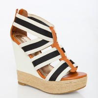 ENERGY WEDGE SANDAL