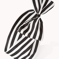 Timeless Striped Wired Headwrap