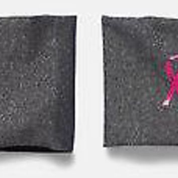 Under Armour UA Womens Boho Power In Pink PIP Headband - Wide Headband OSFA