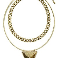 Point It Out Necklace