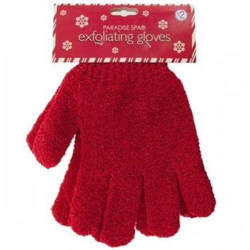 Exfoliating Bath Gloves (pack of 24)