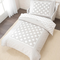 KidKraft Stars & Polka Dots Toddler Bedding 4 pc Set - 77009