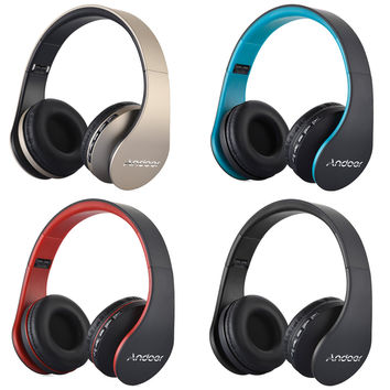 Stereo Wireless Bluetooth Headphone Headset
