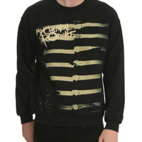 My Chemical Romance Black Parade Crew Pullover